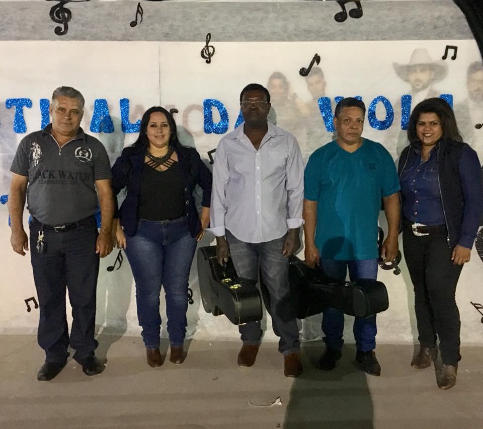 Trio Rancho Alegre vence o Festival de Viola de Mamborê