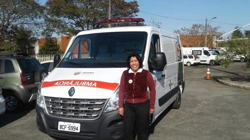 01 Ambulância 0 KM