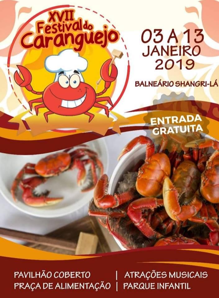 XVII Festival do Caranguejo