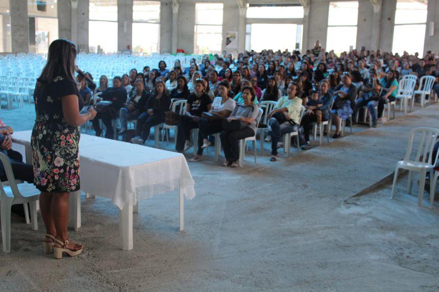 Secretaria de Educação realiza Manhã Pedagógica
