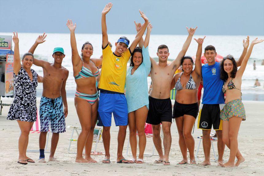 Operação Verão Paraná encerra atividades de praia com diversas atrações