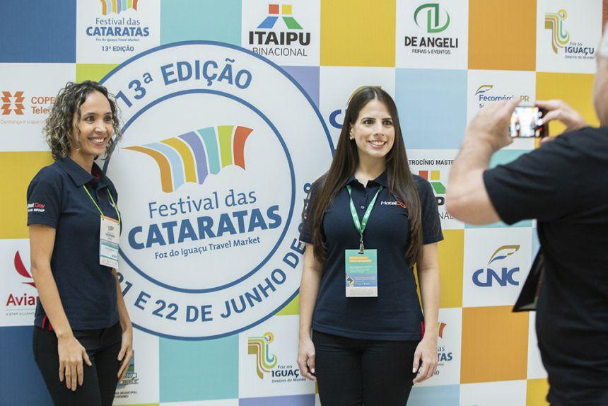 Pontal  participará do 14º Festival de Turismo das Cataratas . Temos espaço para divulgar sua empresa no stand