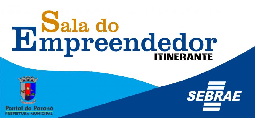 Sala do Empreendedor realizará atendimentos em Pontal do Sul