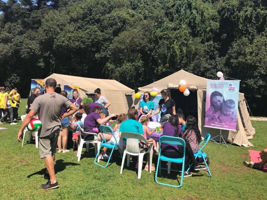 Praia de Leste recebe atrações e serviços da Secretaria da Justiça, Família e do Trabalho nesta sexta e sábado