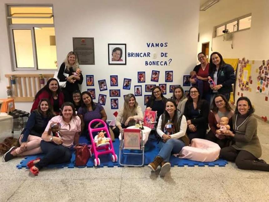 Educação de Pontal do Paraná realiza visitas nas Escolas de Curitiba