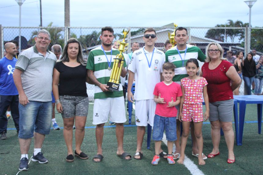 Final da Copa Pontal de Sintético consagra os campeões