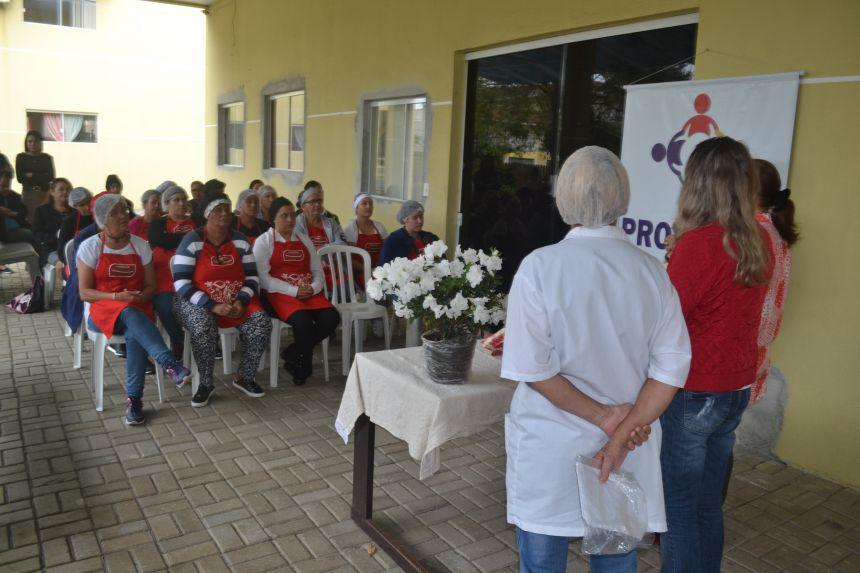 Provopar e Senai lança nova turma de Auxiliar de Panificação