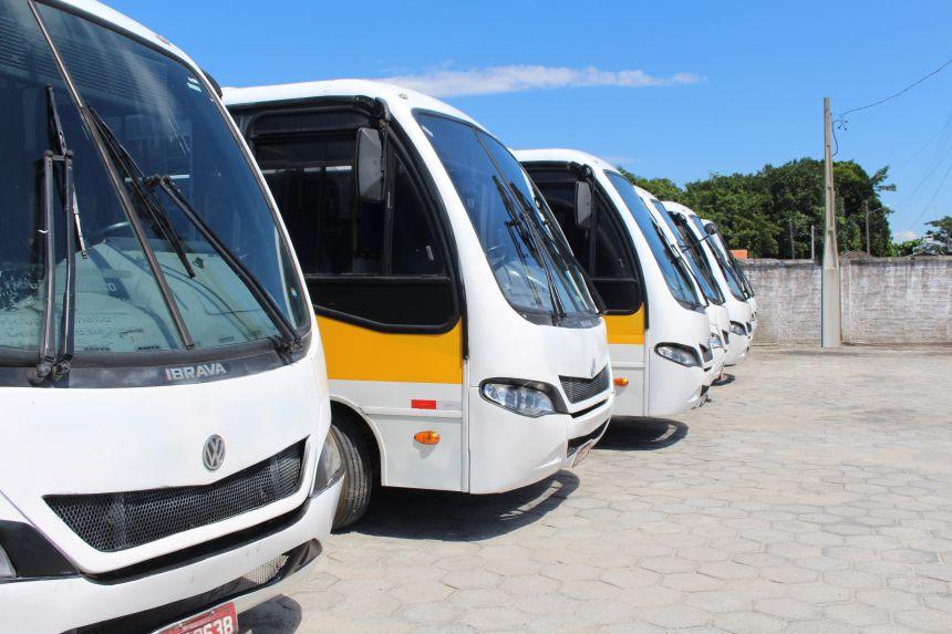 Pontal do Paraná renova a frota de transporte escolar