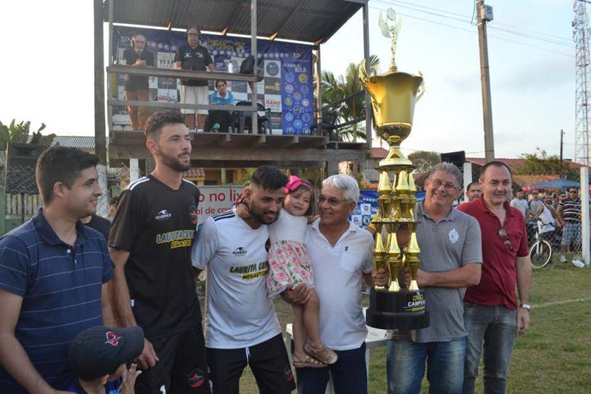 Juventude é o Campeão Municipal de Futebol de Campo 2018