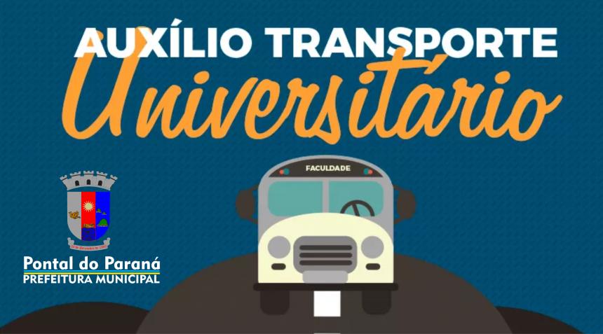 Pontal do Paraná concederá Auxílio Transporte para estudantes universitários