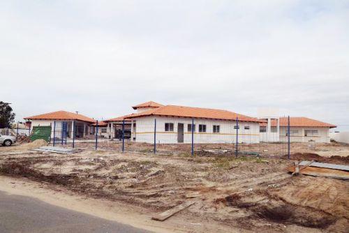 Nova escola no balneário Carmery terá capacidade para 200 alunos em Pontal do Paraná