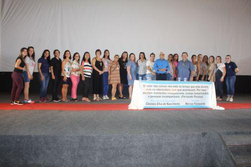 Educação de Pontal do Paraná realizou Primeira Formação Continuada