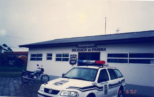 Delegacia de Polícia de Ipanema, década de 90