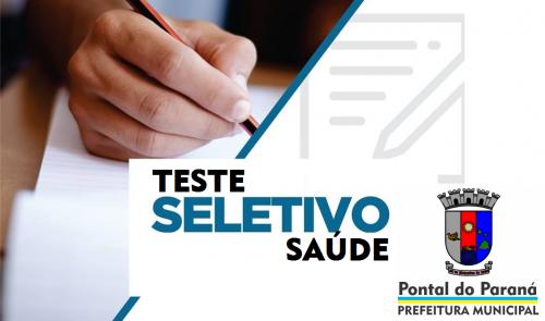 Teste Seletivo 002-2018 - Saúde