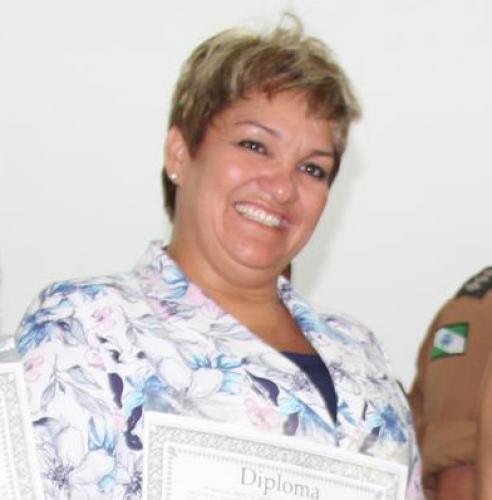 Pastora Débora Domingues