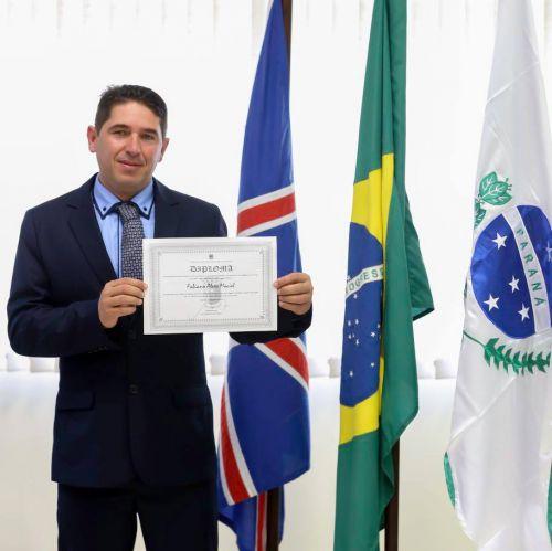 Fabiano Alves Maciel - Binho - Presidente