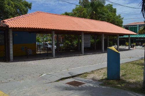 Terminal de Embarque de Pontal do Paraná vem recebendo diversas obras