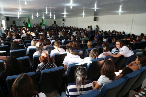 Com a participação de centenas de pessoas, foi encerrada a 1ª Mostra Cultural de Educação Infantil de Pontal do Paraná