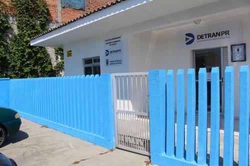 Posto Avançado do Detran de Pontal do Paraná inicia atendimento