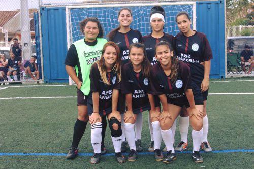Semifinal de grandes jogos na Copa Pontal de Futebol Society