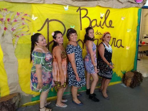 Centro do Idoso realizou Baile de Primavera