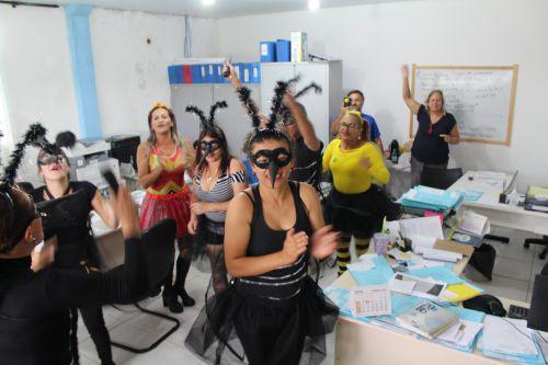 Pontal do Paraná contra a Dengue - Todo cuidado é pouco, mesmo no Carnaval