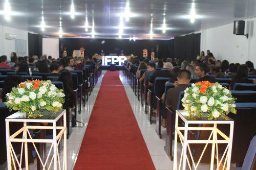 IFPR Pontal realizou formatura de Técnicos em Administração e Logística