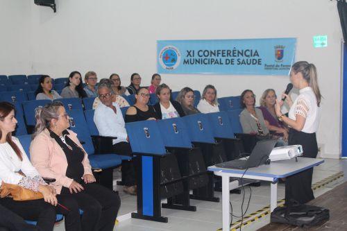 XI Conferência de Saúde de Pontal do Paraná se encerrou com participação de entidades