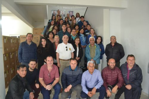 Pontal do Paraná recebeu Comitiva do Chile