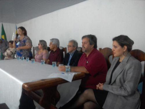 Conselhos de Saúde do litoral se reúnem com o Ministério Público em Pontal do Paraná