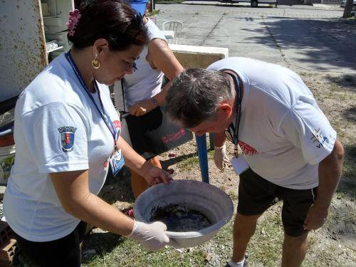 Pontal do Paraná contra a Dengue: Mobilização em Praia de Leste