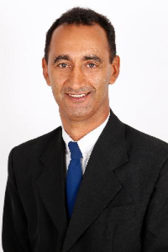 APARECIDO FIALHO DE CARVALHO - 1 Vice Presidente