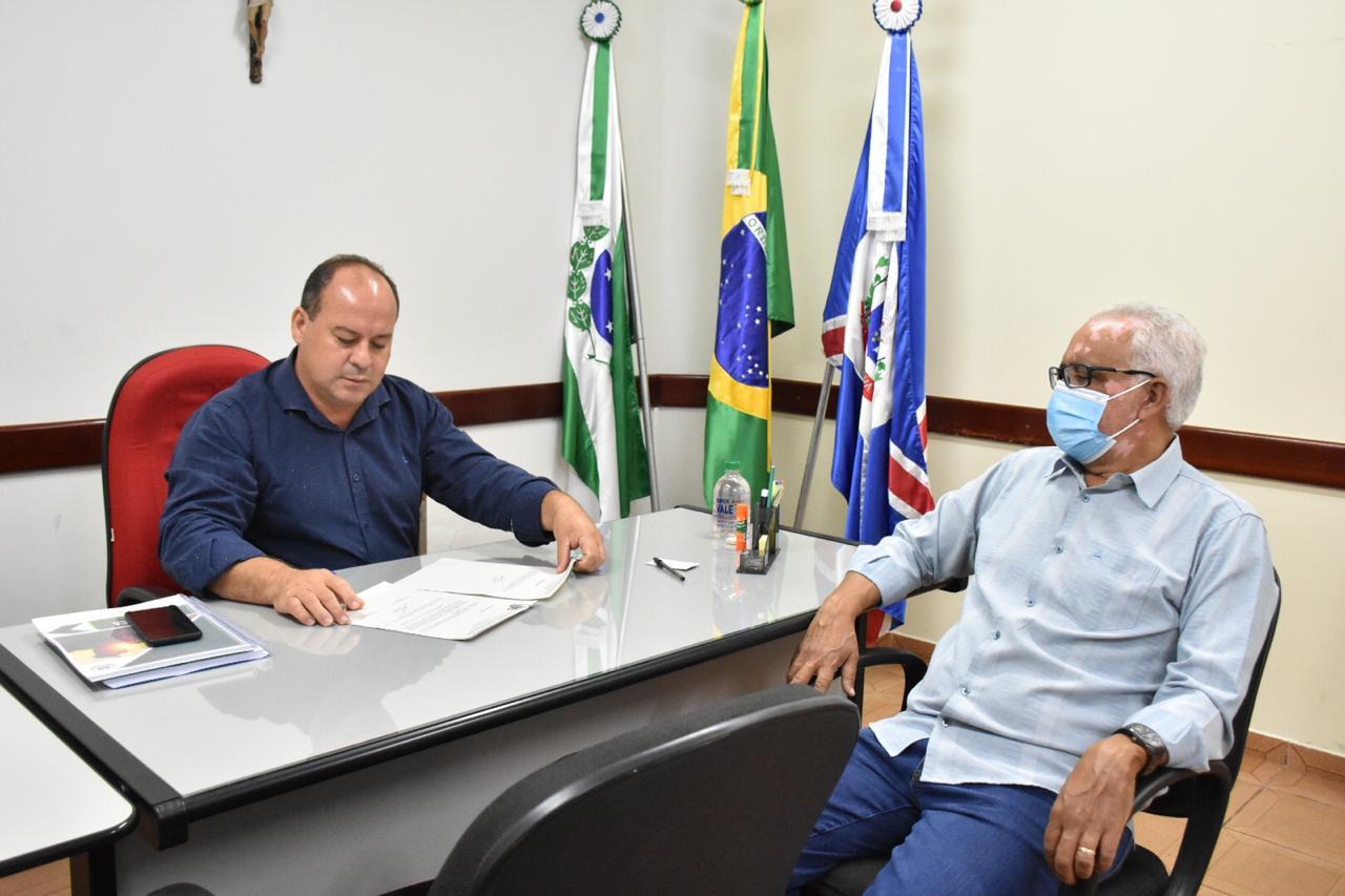 Paulo Pimentel é nomeado para o cargo de Oficial de Gabinete