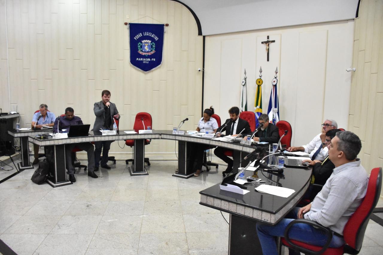 vereador Wesley Araújo, autor do projeto de lei
