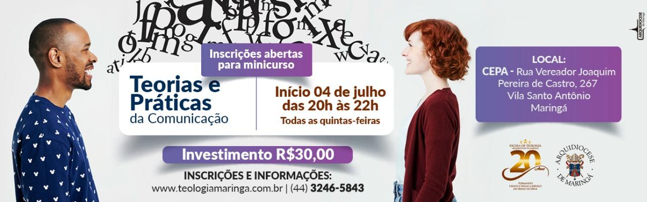 banner minicurso