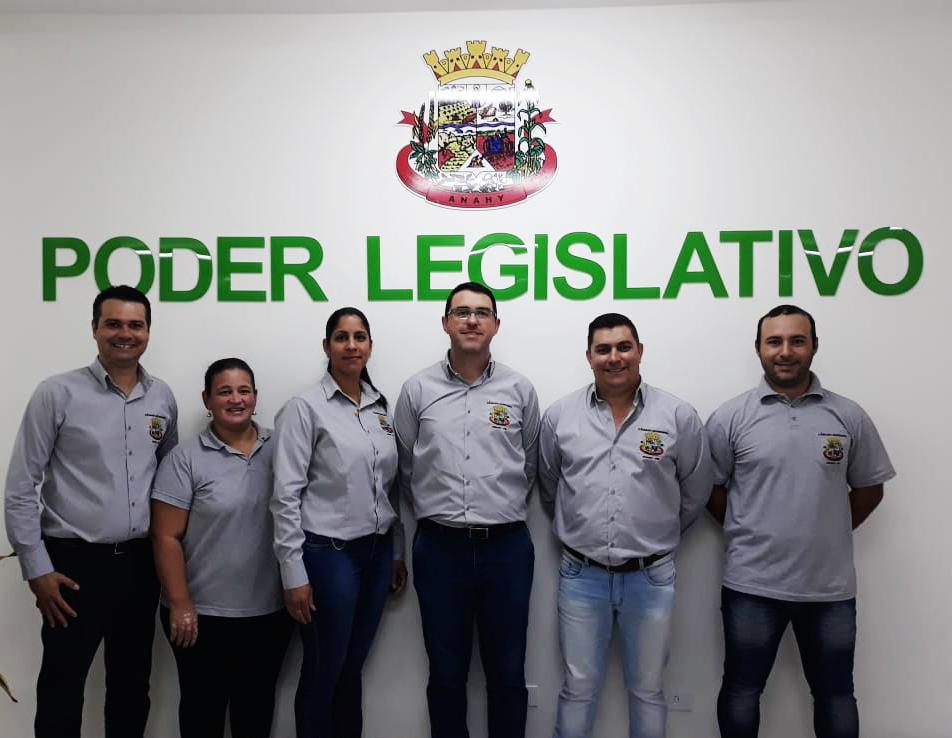 Câmara adota uniformes para os servidores