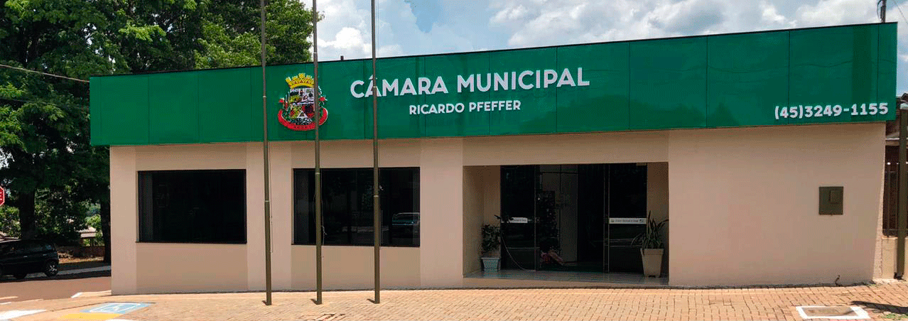 CÂMARA MUNICIPAL DE ANAHY