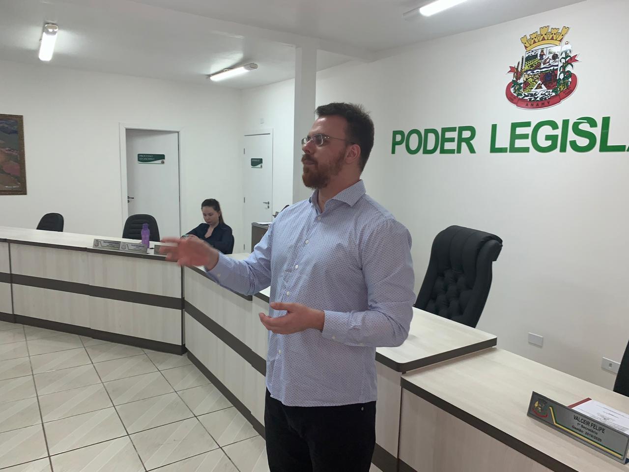 Ministério Público realiza Audiência Pública na Câmara