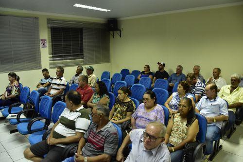 Assembleia em Santa-Fé, para incorporação do STR de Munhoz de Mello e STR de Santa-Fé