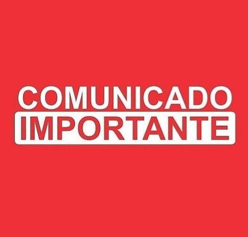 **AVISO IMPORTANTE** Cronograma de entrega de medicamentos segundo o Consórcio Paraná Saúde