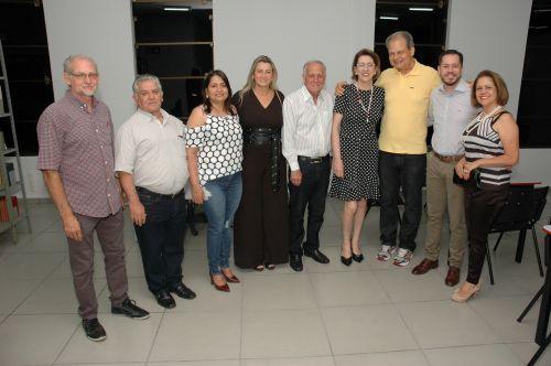 INAUGURAÇÃO DAS OBRAS DE AMPLIAÇÃO DO AUDITÓRIO E REFORMA DA BIBLIOTECA MUNICIPAL VEREADOR EMÍLIO PEDRAZZANI