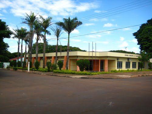 Sede da Prefeitura de Guairaçá