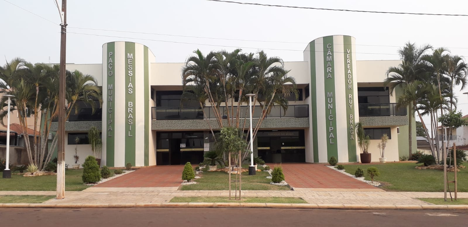 Paço Municipal Messias Brasil