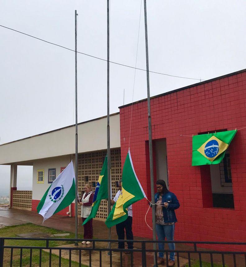 JOAQUIM TÁVORA INICIA ATIVIDADES DA SEMANA DA PÁTRIA