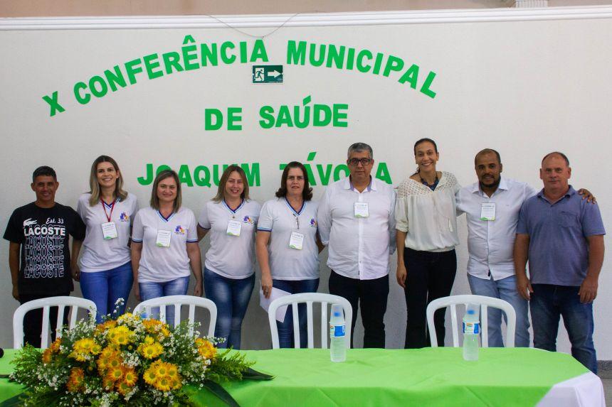 CONFERÊNCIA MUNICIPAL DE SÁUDE É MARCADA POR GRANDE PARTICIPAÇÃO POPULAR EM JOAQUIM TÁVORA