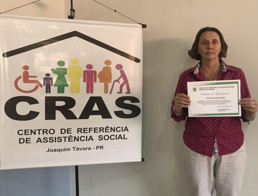 EDUCADORA REALIZA PALESTRA DESTACANDO A INTEGRAÇÃO FAMÍLIA, EMPRESA, ESCOLA E COMUNIDADE EM JOAQUIM TÁVORA