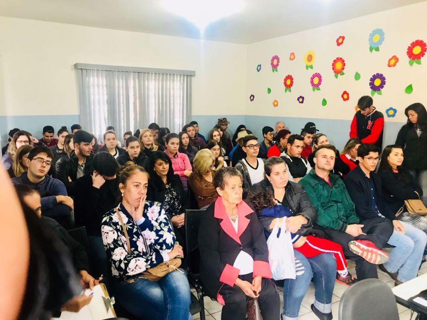 CONFERÊNCIA MUNICIPAL DOS DIREITOS DA CRIANÇA E DO ADOLESCENTE FOI MARCADA PELA PARTICIPAÇÃO DE JOVENS