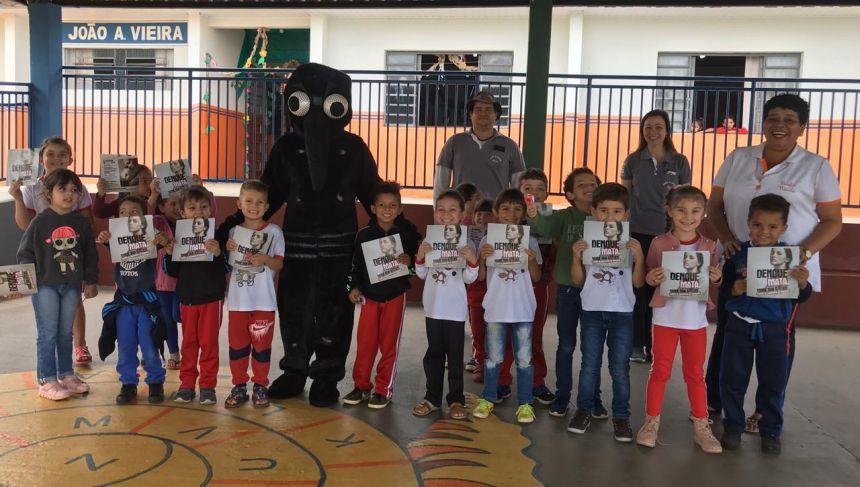 CRECHE JOÃO ANTÔNIO VIEIRA REALIZA EXPOSIÇÃO SAFARI BABY