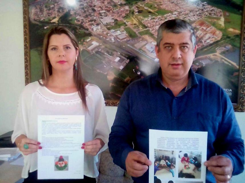 PREFEITO GELSON MANSUR, REPRESENTARÁ JOAQUIM TÁVORA,NO PGP-PR2017