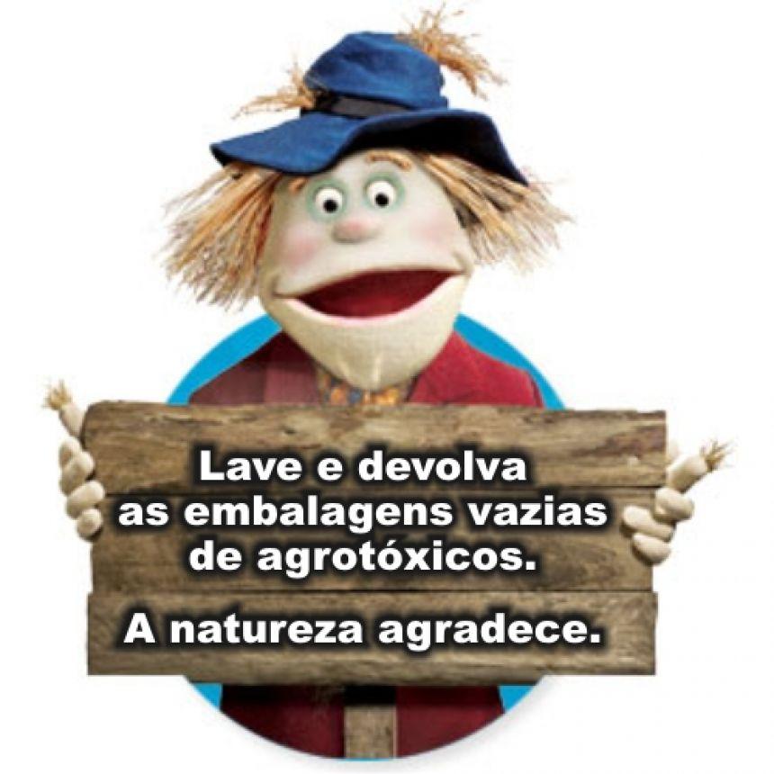 RECOLHIMENTO DE EMBALAGENS DE AGROTÓXICOS